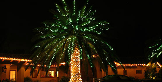 Las Vegas Christmas Lights - Affordable Christmas Light Installation ...